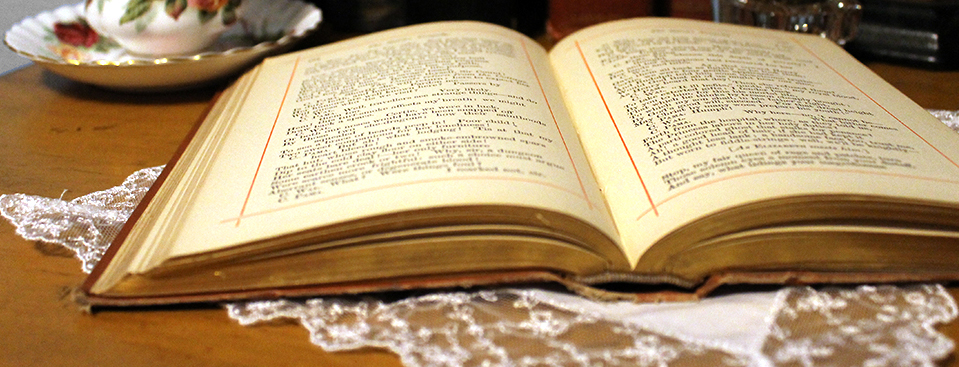 book&lace