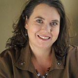 Author and Bible Teacher, Kimberly Williams