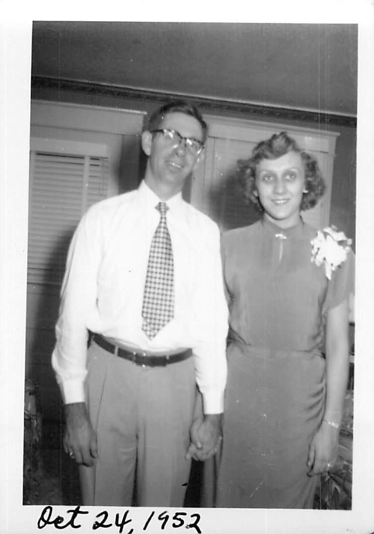 Cynthia's parents