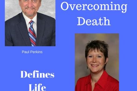 Devying death defines life