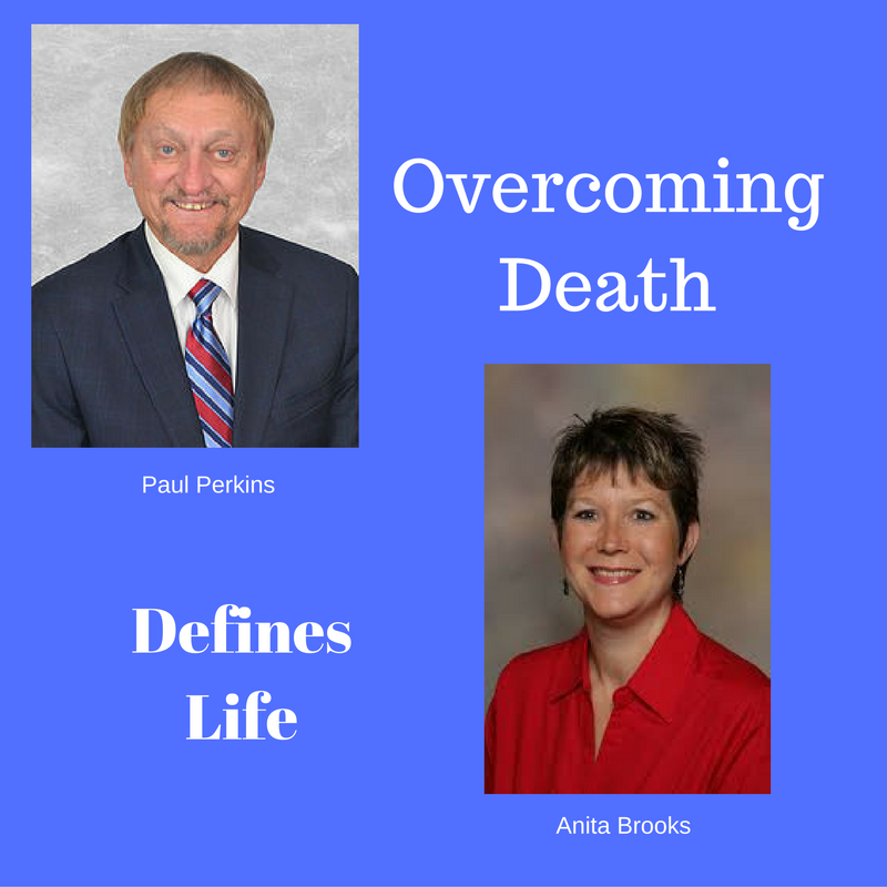 Devying death defines life