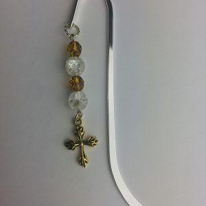 Gold Ray Bookmark